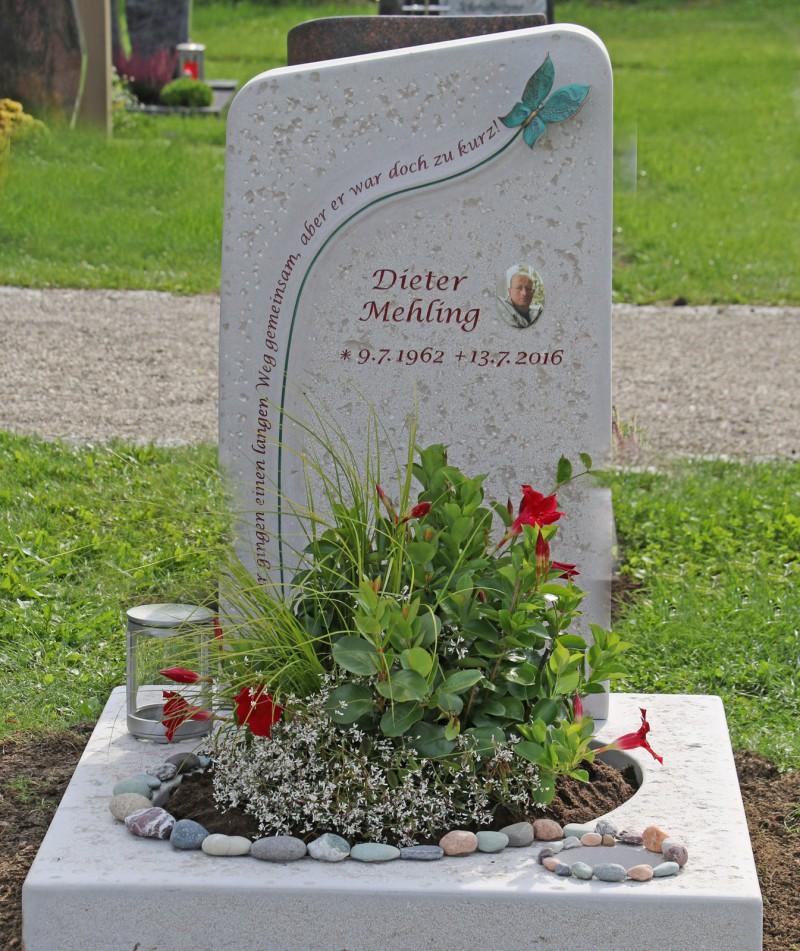 Handwerkliche Grabsteine Steinmetz Herbert Baldauf